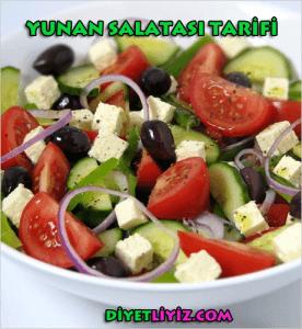 yunan salata