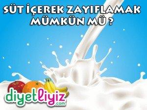 süt yararları