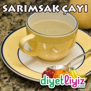 sarımsak çayı ile zayıflama