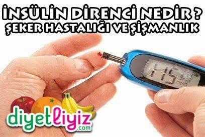 şeker hastalığı ve kilo